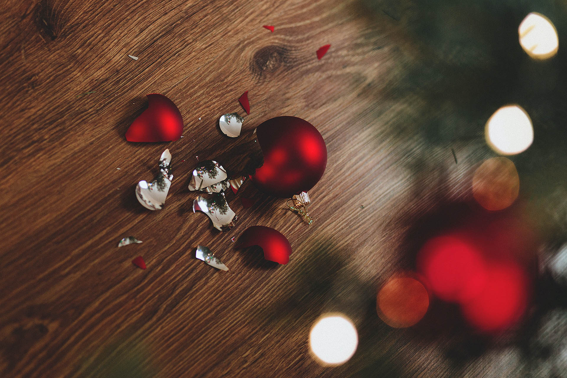 Don't Get Swayed this Christmas by Challenging Emotions